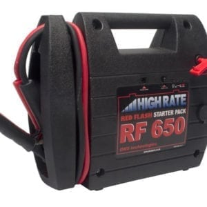 Red Flash 650 Engine Start   Crocs UK Plug