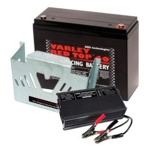 Red Top 40 Battery Bundle