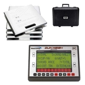 Intercomp Wireless Quik Weigh Wireless Computer Scales