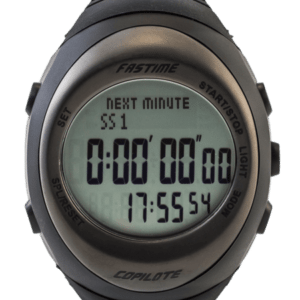 fastime copilote watch gm stopwatch 96 1 l