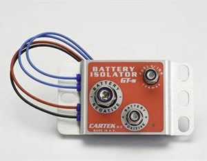 BATTERY ISOLATOR GT Unit only