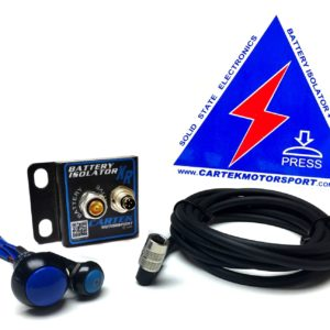 BATTERY ISOLATOR XR kit BLUE