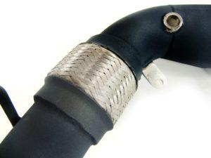 McLaren MP4 12C Ceramic Secondary Cat Pipes Detail A